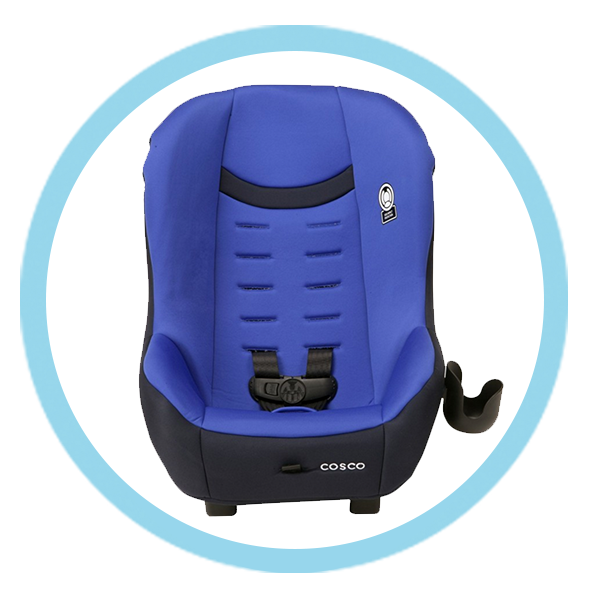 Cosco Scenera NEXT car seat front view